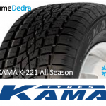 Kama K-221 All Season 4X4 sl.lo. GumeDedra