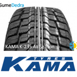 Kama K-235 All Season 4X4 sl.lo.GumeDedra