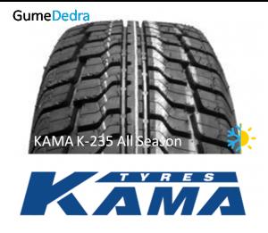 Kama K-235 All Season 4X4 sl.lo.GumeDedra