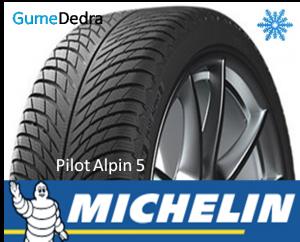 Michelin Pilot Alpin 5 sl.lo. GumeDedra