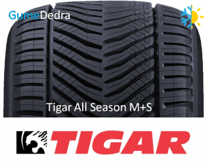 Tigar ALL SEASON M+S sl.lo.GumeDedra