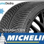 Michelin Pilot Alpin 5 SUV sl.lo. GumeDedra