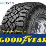 Goodyear Wrangler Duratrac 4X4 sl.lo. GumeDedra